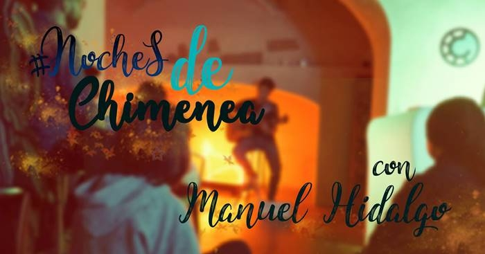 Concierto de Manuel Hidalgo || La Chimenea Art Market