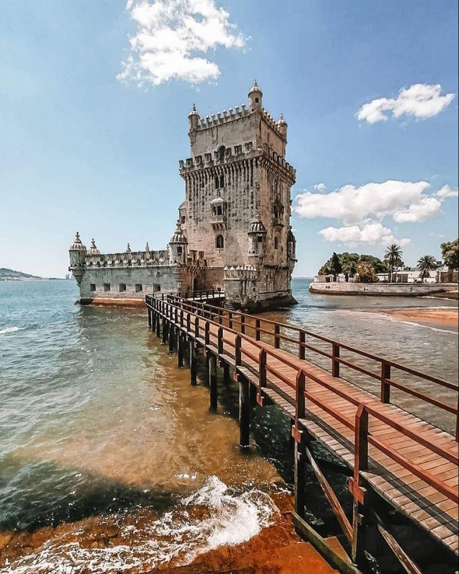 Caminha pelas Descobertas - Belém