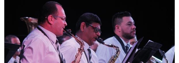 Temporada de conciertos en el Parque. Banda de Conciertos de Alajuela.