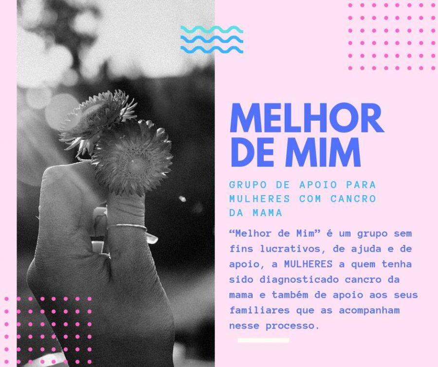 Melhor de Mim (MdM) - apresentação do projeto e encontro