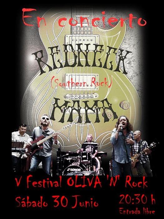 Concierto de Redneck Mama