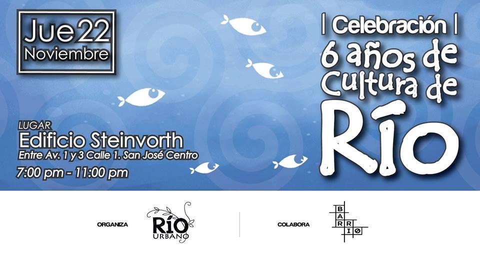 6 Años de cultura de Río. Arte participativo, música y más