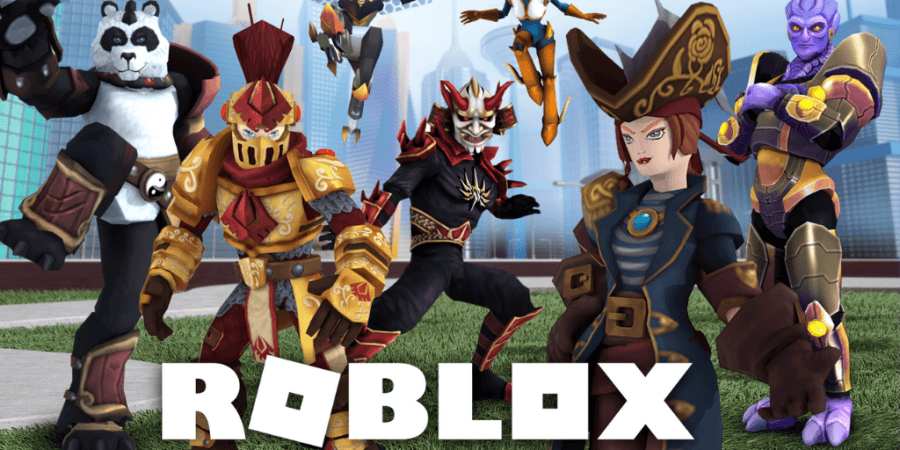 Gaming with ROBLOX