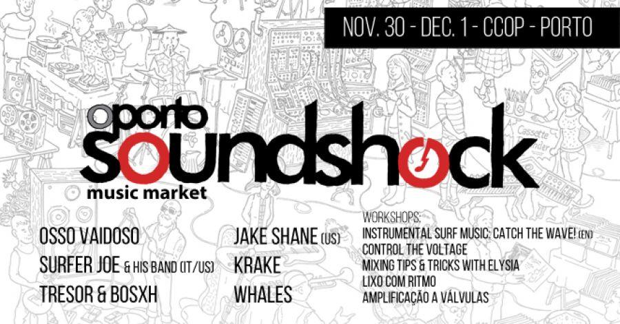 Oporto Soundshock