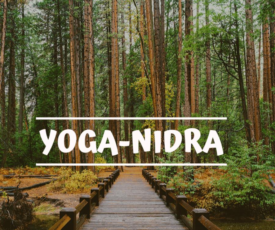 Sessão de Yoga Nidra e Visualização Criativa