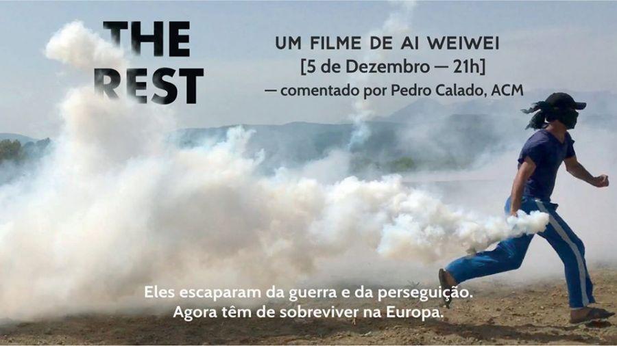 The Rest de Ai Weiwei comentado por Pedro Calado [estreia pt]