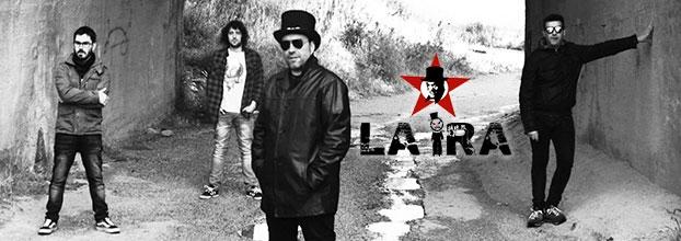 LA IRA en concierto || Club Conciertos Badajoz