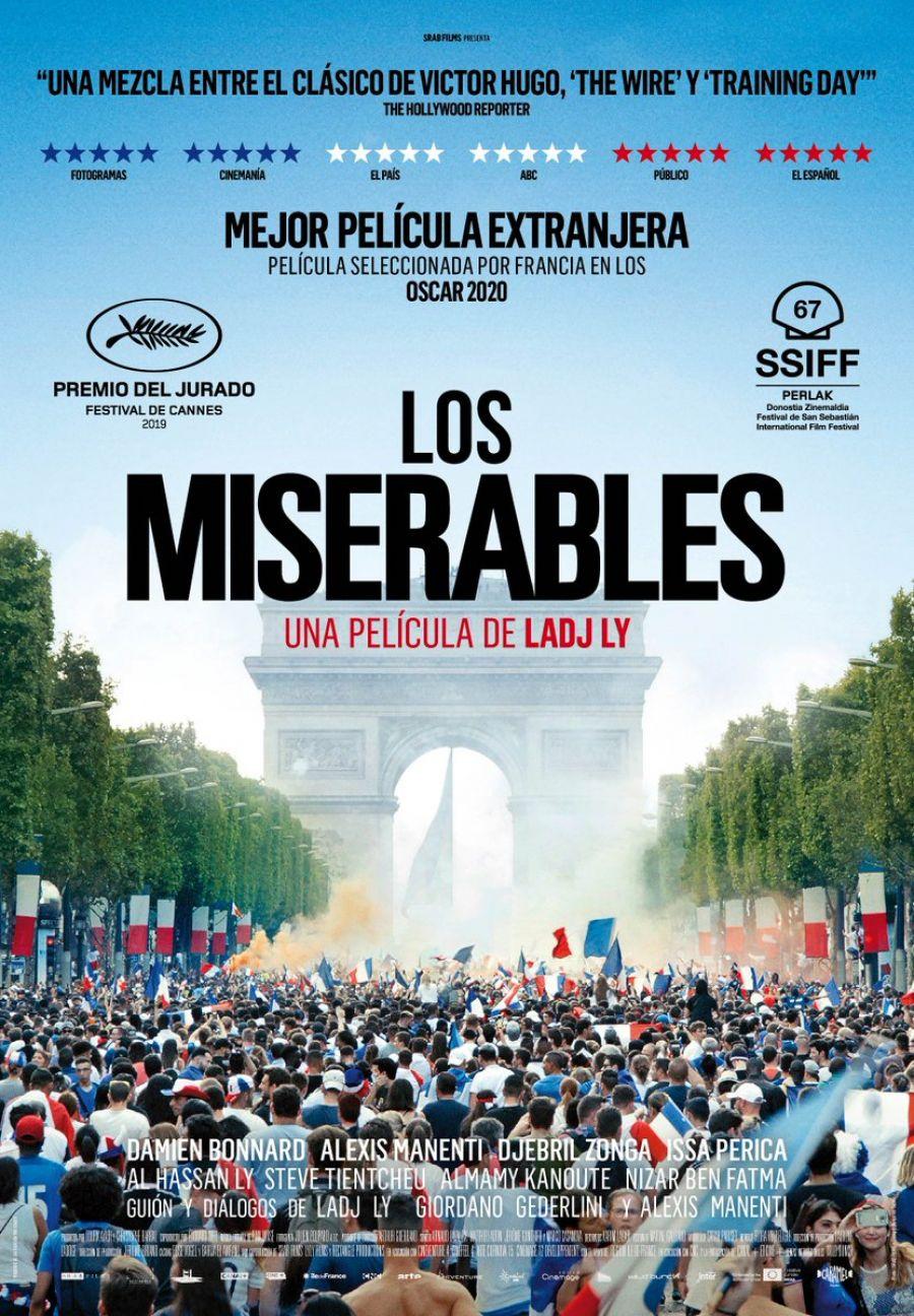 LOS MISERABLES / XIV FESTIVAL DE CINE INÉDITO DE MÉRIDA