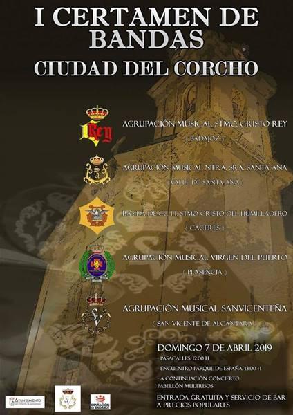 I Encuentro de Bandas 'Ciudad del Corcho'