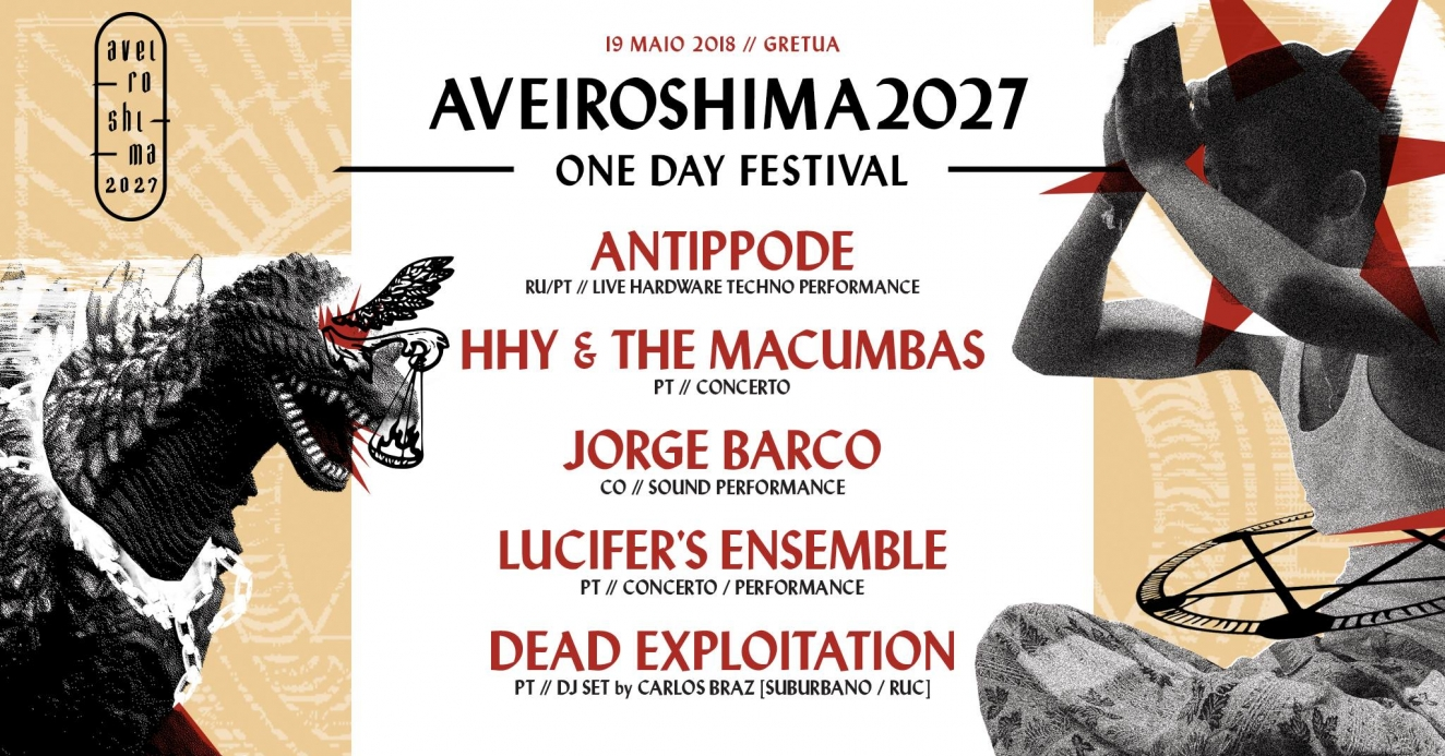 AVEIROSHIMA2027 \\ \\ One Day Festival #7