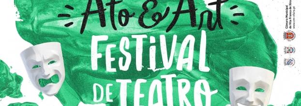 Ato & Art - Festival de Teatro   Stand-up Comedy com João Rosa Luz