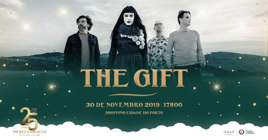 The Gift + Tributo Jahas RockSchool - Shopping Cidade do Porto