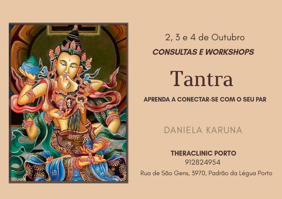 Consultas e Workshops de Tantra
