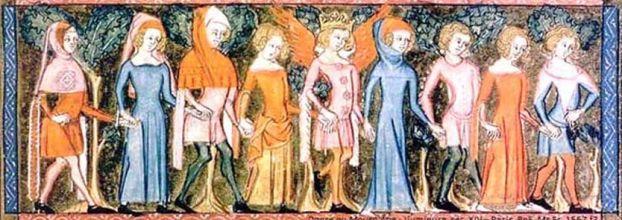 O Vestuário e a Moda na Idade Média