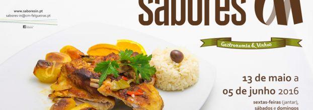 Sabores IN Gastronomia & Vinhos 2016