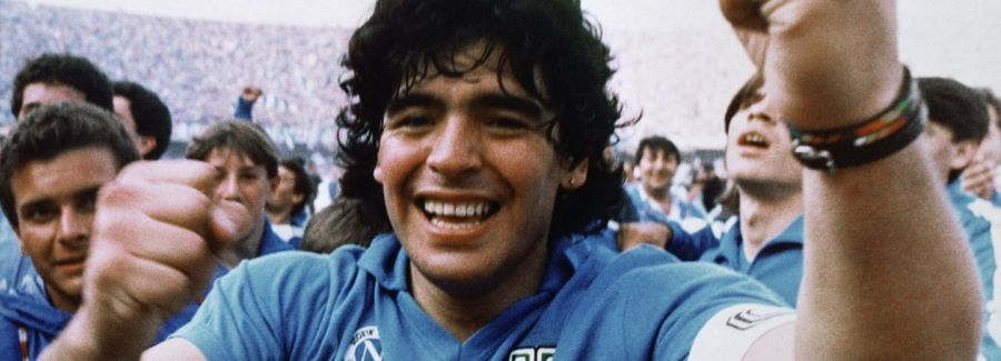 8vo CRFIC. Diego Maradona