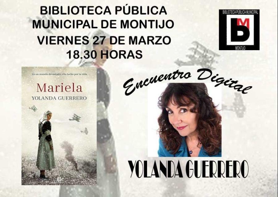 Encuentro Digital con Yolanda Guerrero