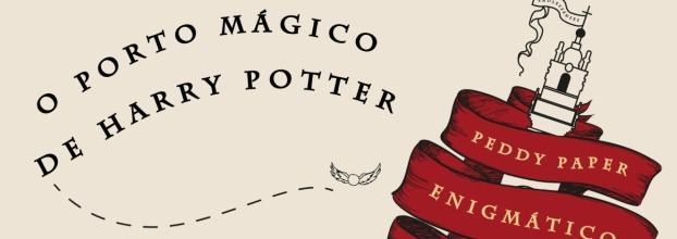 O Porto Mágico de Harry Potter