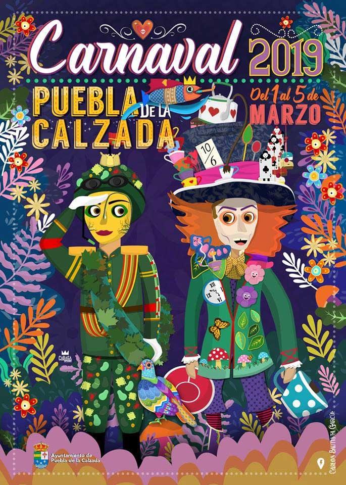 Carnaval 2019 | PUEBLA DE LA CALZADA