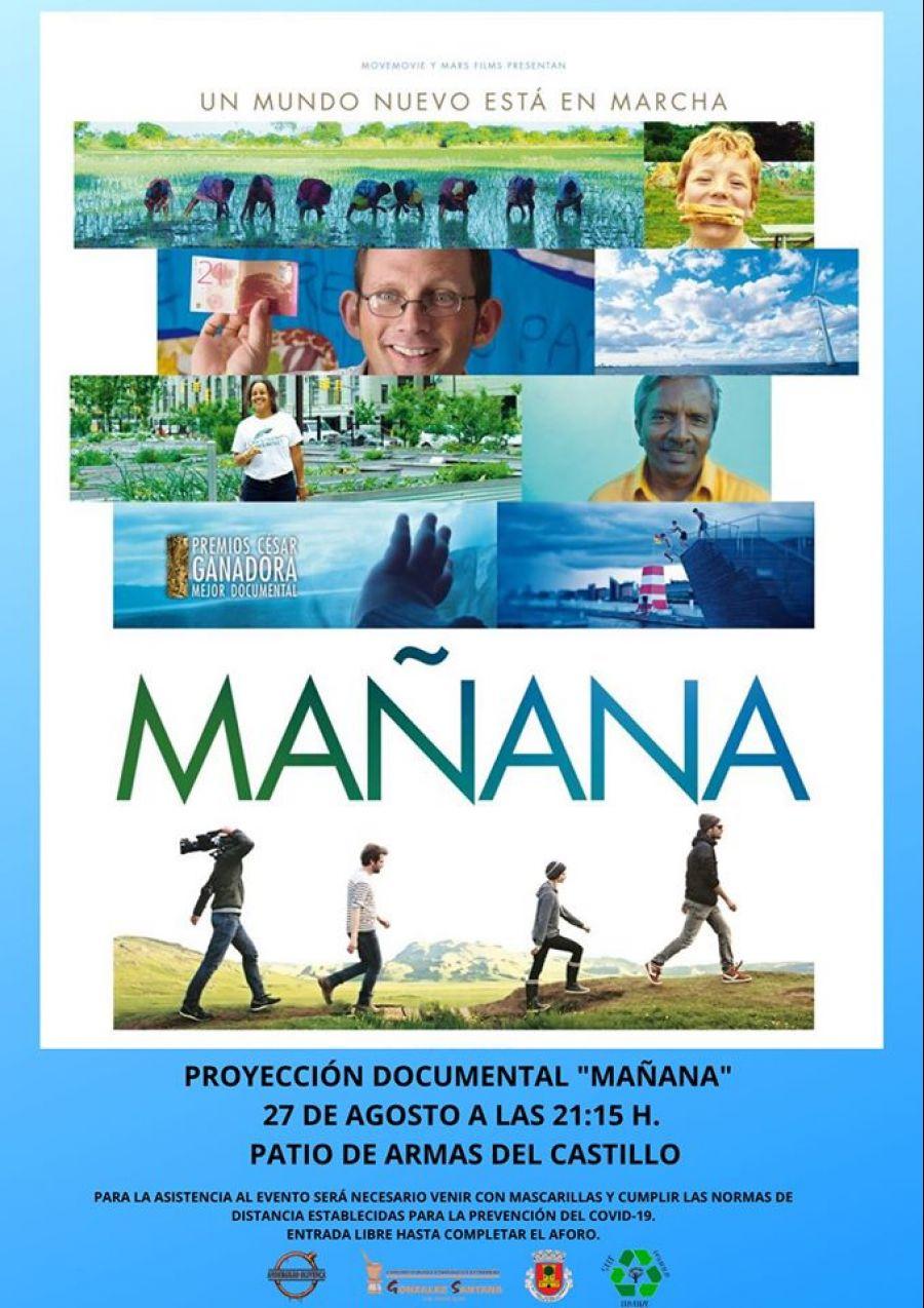 Proyección documental 'Mañana'