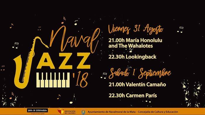 Festival de Música NavalJazz 2018    Navalmoral de la Mata