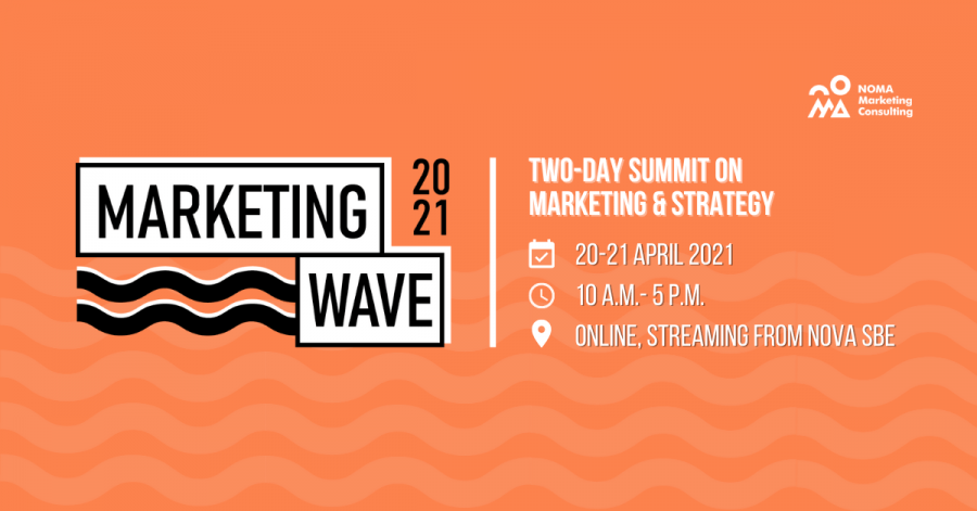 Marketing Wave | Two-day Summit on Marketing and Strategy