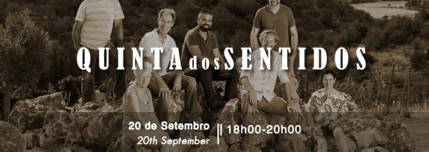 Meet the Winemaker #1 - Quinta dos Sentidos (Algarve)