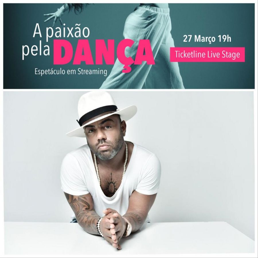Mastiksoul em 'A Paixão pela Dança' | 3ª Edição | 27 de março | 19hs | Ticketline Live Stage