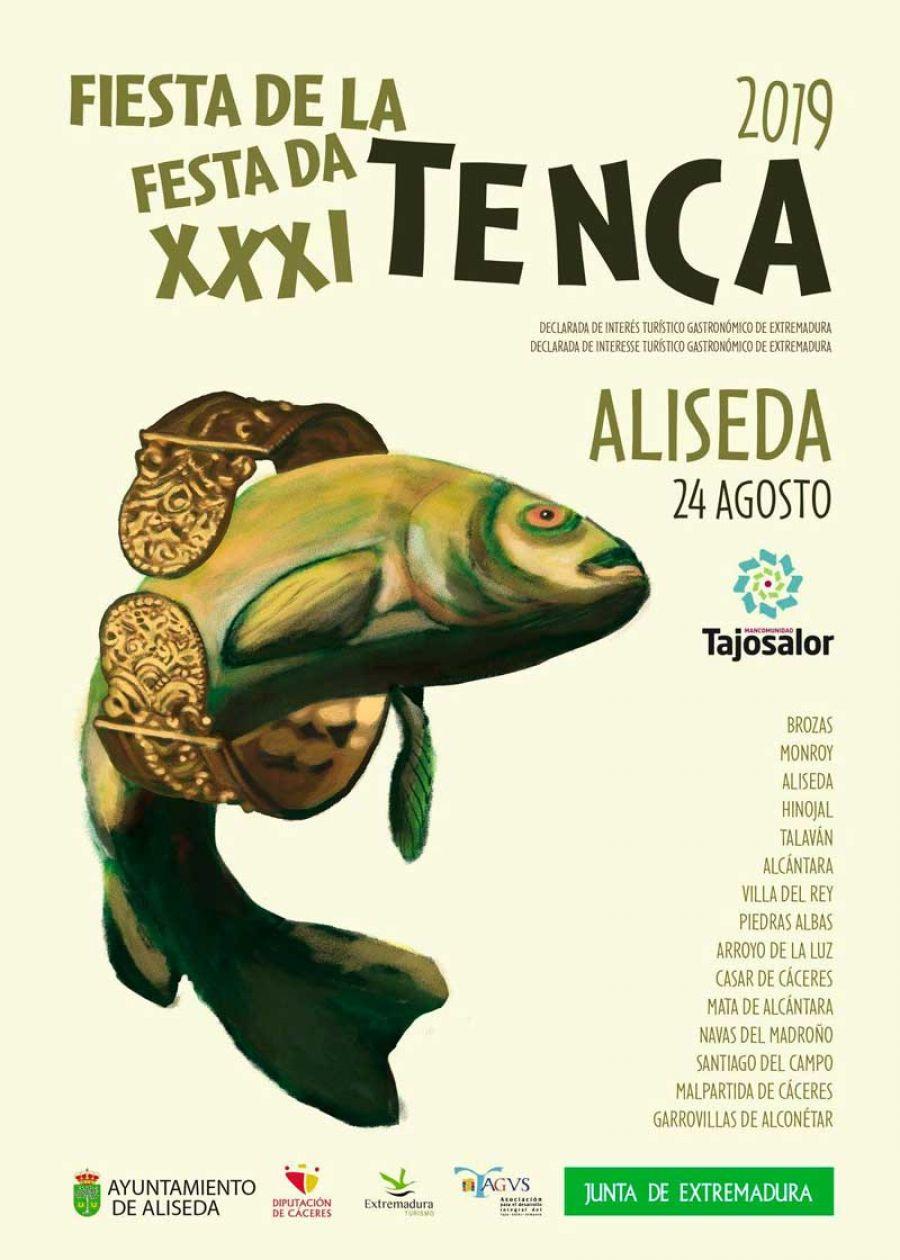 DÍA DE LA TENCA | Aliseda