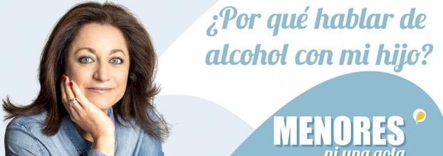 """Charla: """"¿Por qué hablar de alcohol con mi hijo?"""" por Rocío Ramos-Paúl"""