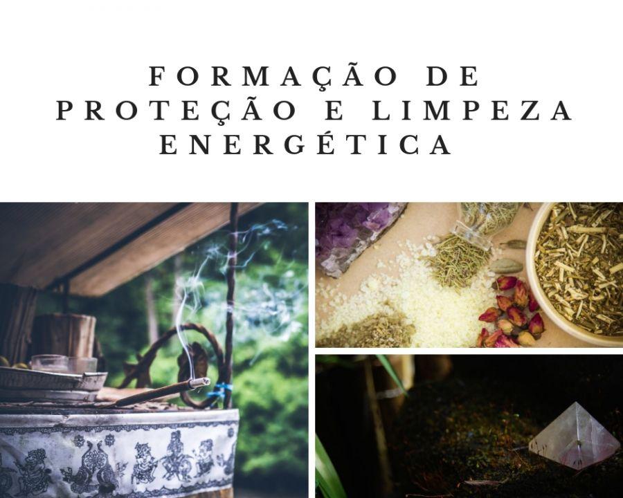 Formação de Proteção e Limpeza Energética