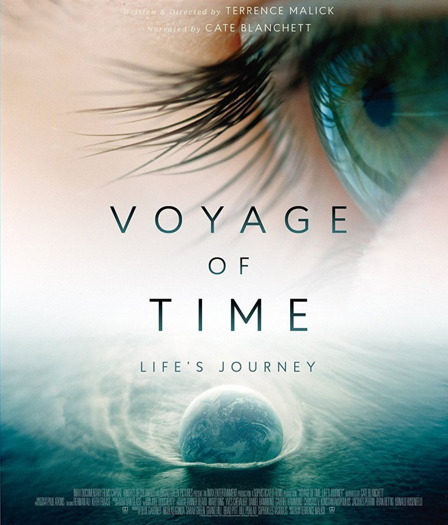 Voyage of time, life's journey. Terrence Malick. EEUU. 2016