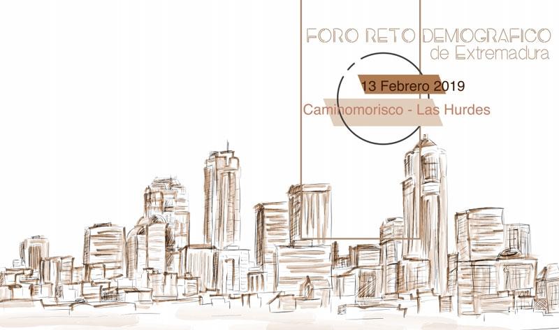 Foro Reto Demográfico de Extremadura | CAMINOMORISCO