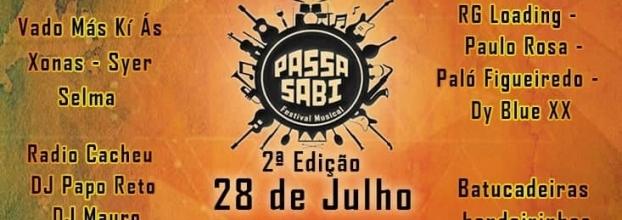 2ª Edição Festival Passa Sabi