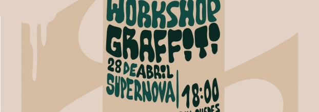 Workshop  de GRAFFITI