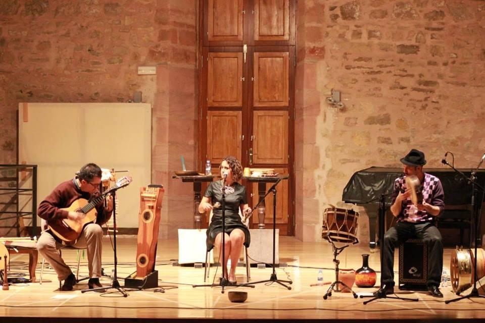 Zaraval en el III Festival Iborica Folk