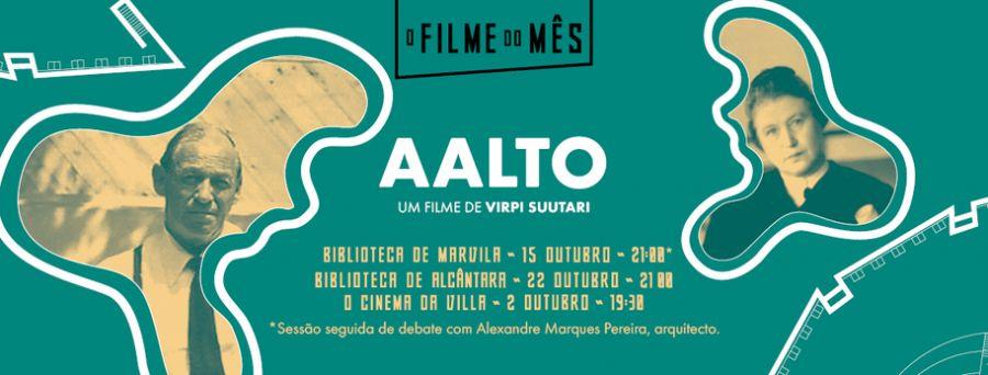 AALTO - O FILME DO MÊS