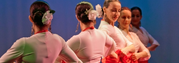 Sol y Luna - Espetáculo de Danças Espanholas