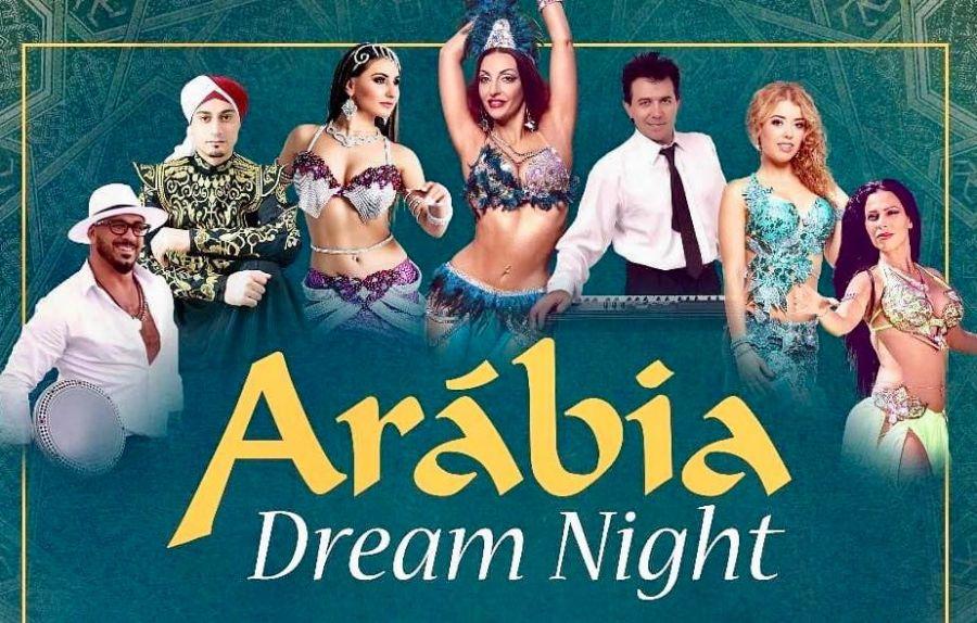 Espectaculo Arábia Dream Night & Dum Tak Show