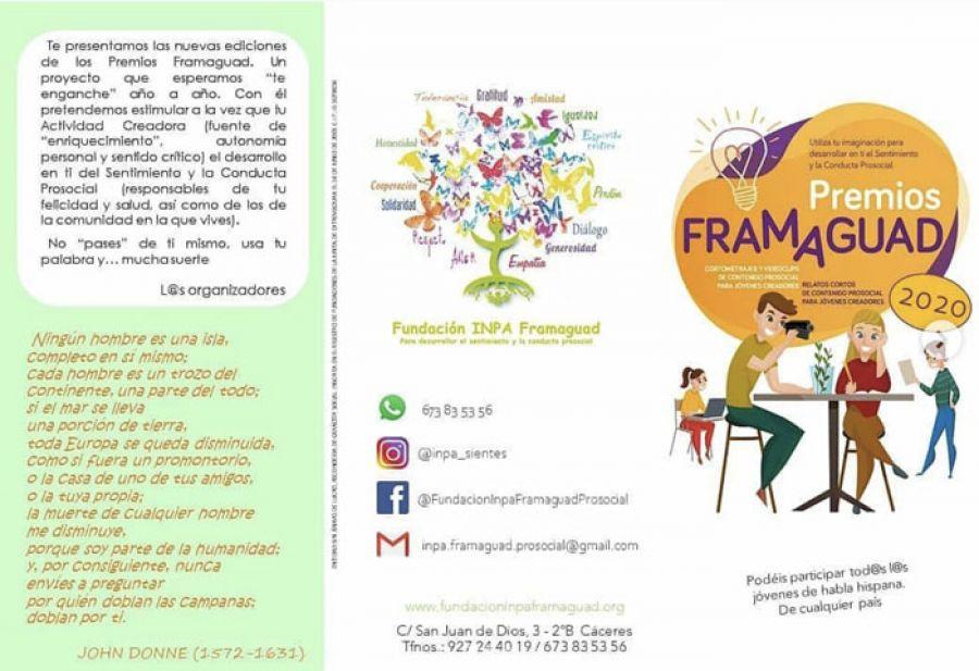 Premios Framaguad – Relato
