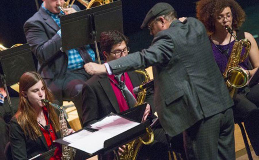 The Ball State University Jazz Lab Ensamble