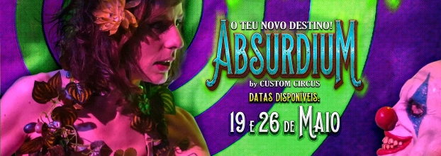 ABSURDIUM - Cª Custom Circus
