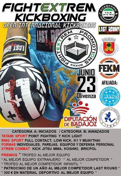 II Open Internacional Kickboxing Fightextrem