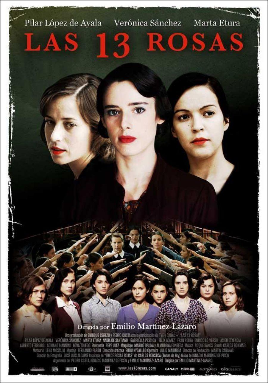 """Proyección """"Las 13 Rosas"""". Ciclo La Mujer en el Cine"""