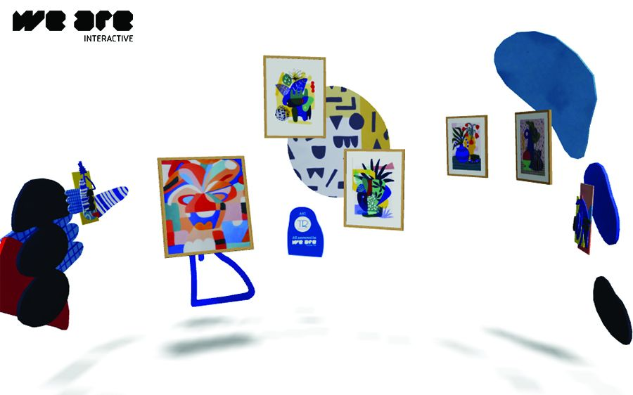 ARt Experience Gallery - Teresa Rego