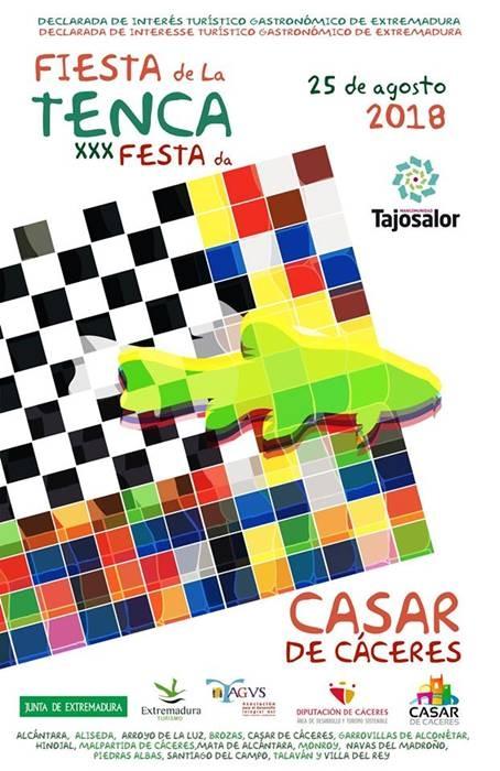 XXX Fiesta de la Tenca || Casar de Cáceres
