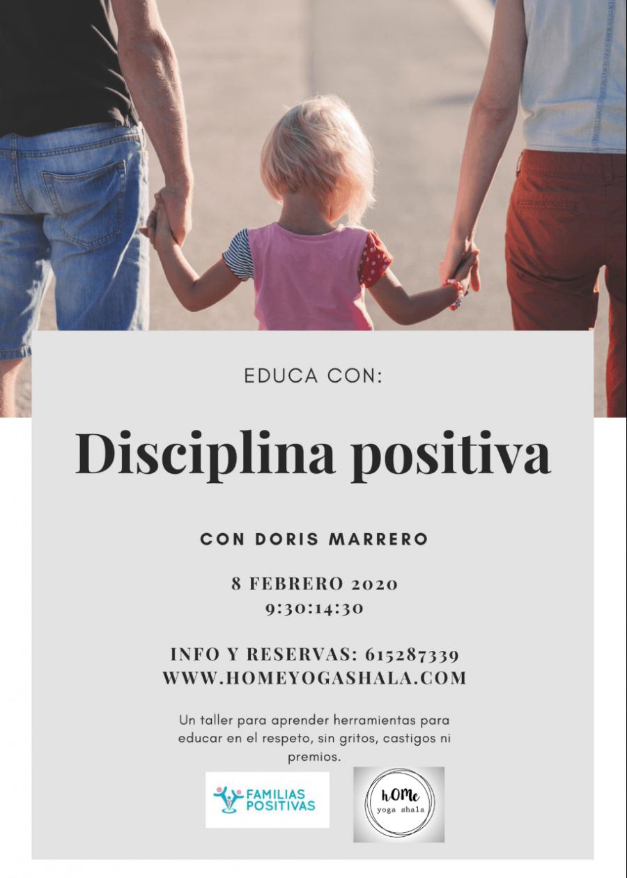 Educa en disciplina positiva