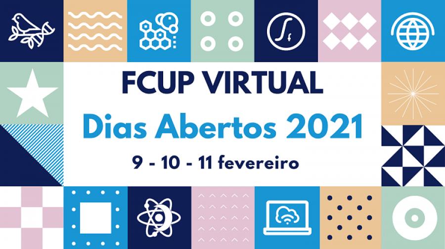 Dias Abertos da Faculdade de Ciências da Universidade do Porto