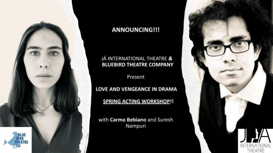 JaBlue Spring Acting Workshop