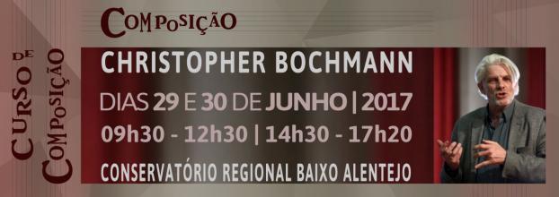 CURSO DE COMPOSIÇÃO com CHRISTOPHER BOCKMANN
